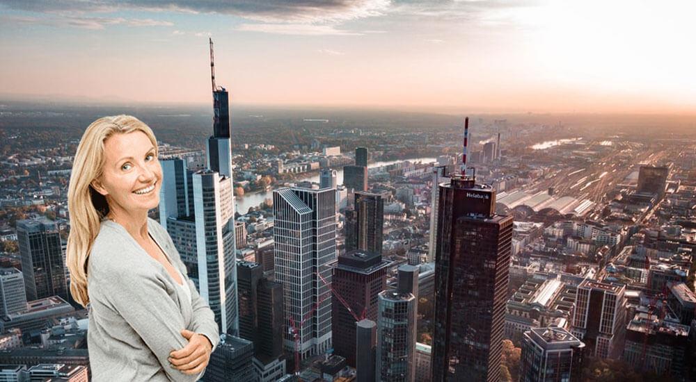 Frankfurt banker kennenlernen
